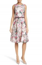 Ted Baker London Clarbel Fit   Flare Dress at Nordstrom