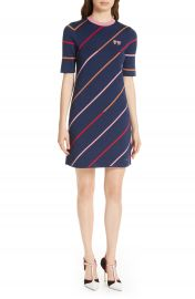 Ted Baker London Colour by Numbers Pelinor Stripe Dress at Nordstrom