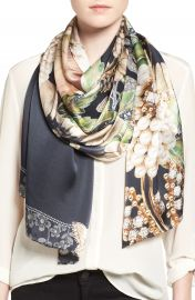 Ted Baker London Gem Gardens Silk Scarf at Nordstrom