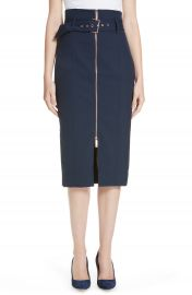 Ted Baker London Kaara Belted Pencil Skirt at Nordstrom