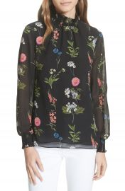 Ted Baker London Taalia Florence Floral Blouse at Nordstrom