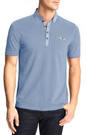 Ted Baker London and39Norskepand39 Polo in blue at Nordstrom
