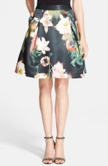 Ted Baker London and39Opulent Bloomand39 Skirt at Nordstrom