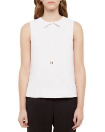 Ted Baker Natalle Bow-Detail Top at Bloomingdales