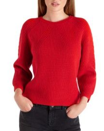 Ted Baker Odeda Ribbed Sweater at Bloomingdales