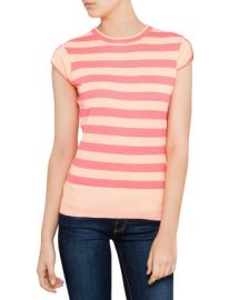 Ted Baker Striped Top at David Jones