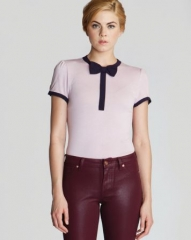 Ted Baker Top - Amaris Bow at Bloomingdales