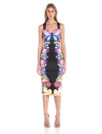 Ted Baker Women s Deony Buckle Detailed Dress at Amazon