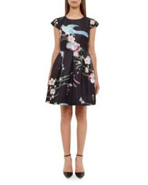 Ted Baker Zaldana Flight of the Orient Dress at Bloomingdales