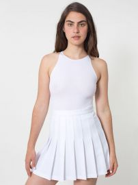 Tennis Skirt at American Apparel
