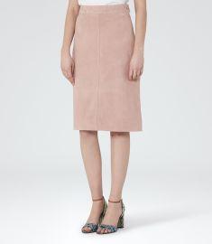 Tess A-Line Pencil Skirt by Reiss at Reiss