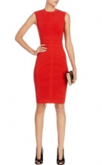 Texture Bandage Dress at Karen Millen
