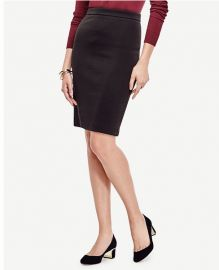 Textured Knit Pencil Skirt at Ann Taylor