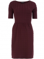 Textured dress from Dorothy Perkins at Dorothy Perkins