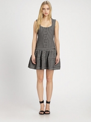 Thakoon Addition - Fit-and-Flare Drop-Waist Dress at Saks Fifth Avenue