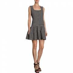 Thakoon Addition Intarsia Sleeveless Dress at Barneys