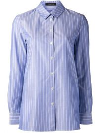 Thakoon Striped Shirt - Forty Five Ten at Farfetch