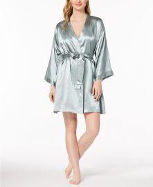 Thalia Sodi Satin Kimono Wrap at Macys
