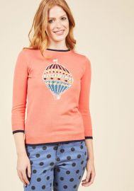 The Air Up There Sweater at ModCloth