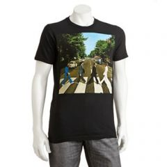 The Beatles Abbey Road Tee at Kohls