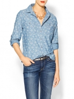 The Collette Shirt by Adriano Goldschmied at Piperlime