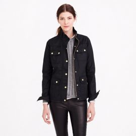 The Downtown Field Jacket at J. Crew