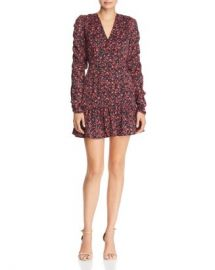 The Fifth Label Archer Floral Print A-Line Mini Dress Women - Bloomingdale s at Bloomingdales