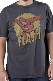 The Flash Shirt by Junk Food at 80s Tees