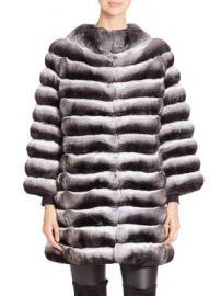 The Fur Salon - Chinchilla Fur Jacket at Saks Fifth Avenue
