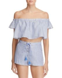 The Jetset Diaries Haven Off-the-Shoulder Top at Bloomingdales