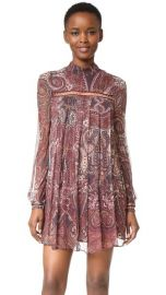 The Jetset Diaries Labyrinth Paisley Mini Dress at Shopbop