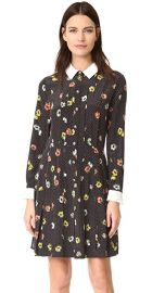 The Kooples Camelia Dots Dress at Shopbop