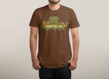 The Last Supper Tee at Threadless