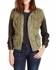 The Lone Soldier Jacket by Current Elliott at Ron Herman