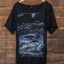 The Moon Settlement Tee at Heavy Rotation