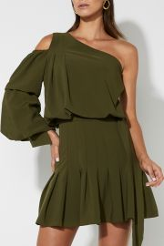 The Self Centred Dress by Mossman at Mossman