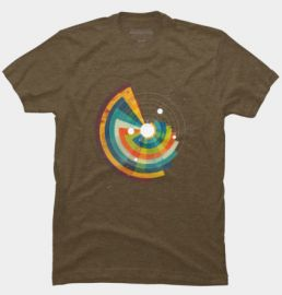 The Vortex Tee at Design by Humans