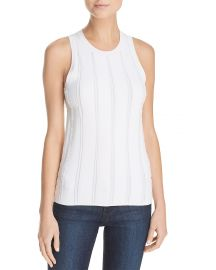 Theory Fringe-Trim Tank at Bloomingdales