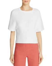 Theory Mayalee Cropped Sweater at Bloomingdales