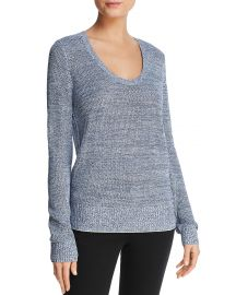 Theory Scoop Neck Sweater at Bloomingdales