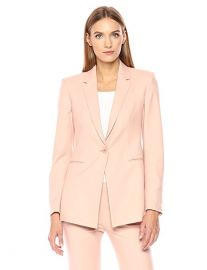 Theory Women s Power Jkt 2-Flannel Pink at Amazon