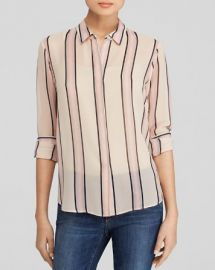 Theory Aquilina Shirt - Bloomingdaleand039s Exclusive at Bloomingdales