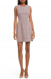Theory Beacon Tweed Hourglass Dress at Nordstrom