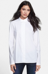 Theory Bida Shirt at Nordstrom