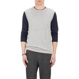 Theory Billey B Long-Sleeve T-shirt at Barneys