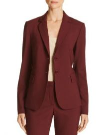 Theory Carissa Classic Blazer Women - Bloomingdale s at Bloomingdales
