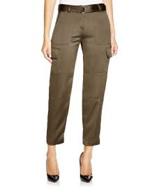 Theory Hannon B Splendor Cargo Pants at Bloomingdales