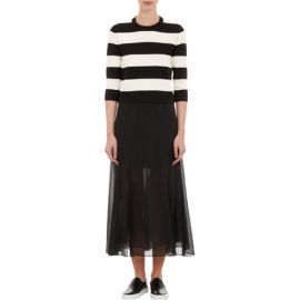 Theory Harmona Crop Top at Barneys