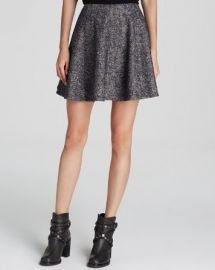 Theory Merlock Donegal Tweed Skirt - Bloomingdaleand039s Exclusive at Bloomingdales