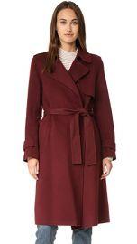 Theory Oaklane Wool Coat at Shopbop